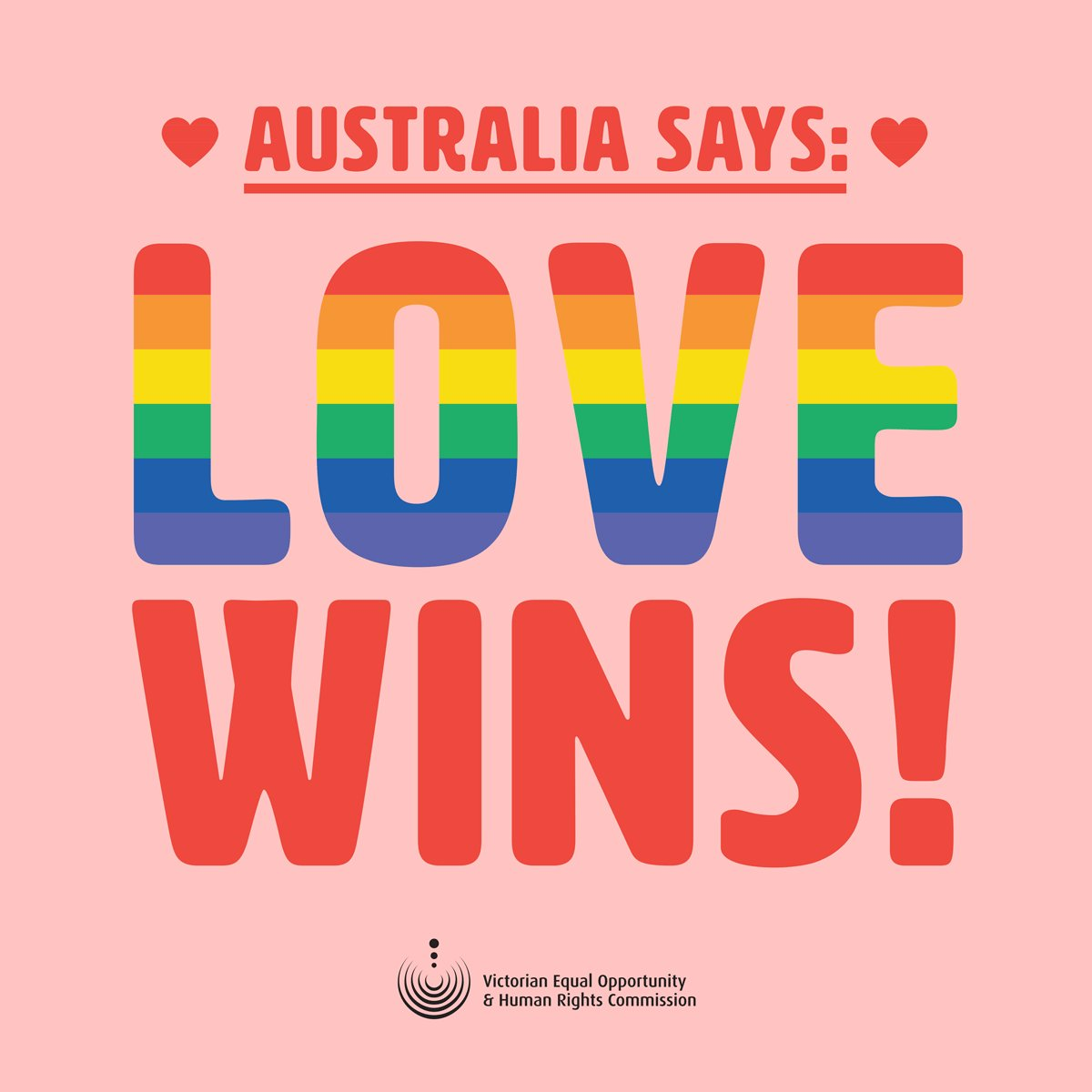 Viceohumanrights On Twitter Breaking Australia Has Voted For