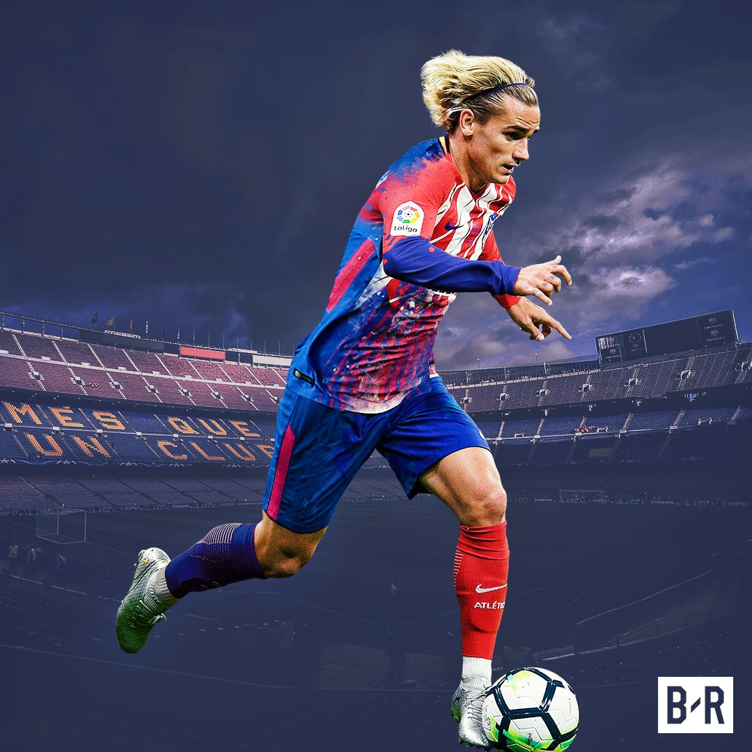 Barcelona Sunday Latest News Breaking Headlines And Top: Antoine Griezmann: Latest News, Breaking Headlines And Top