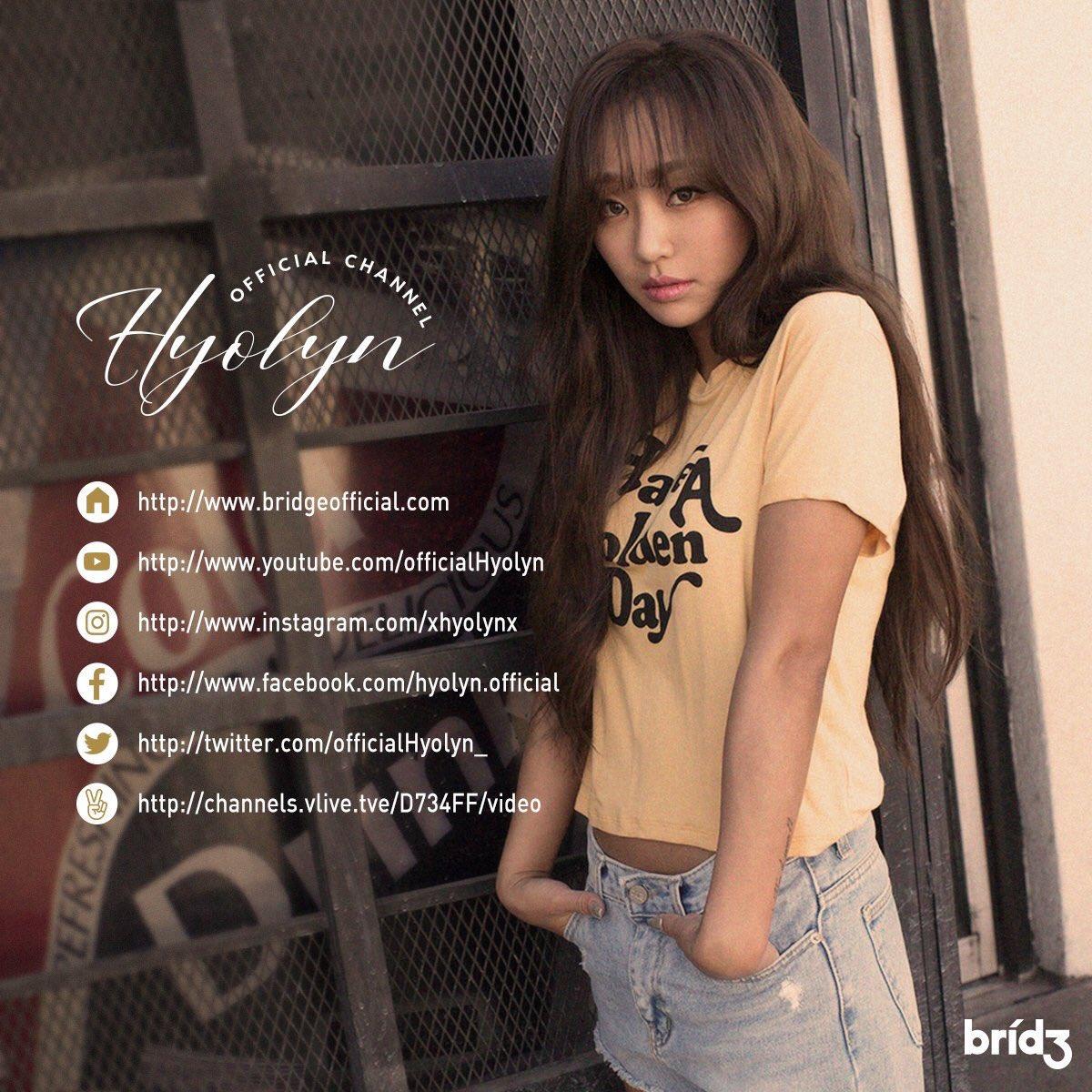 "Hyorin (Sistar) >> Single ""HYOLYN SET UP TIME #1 (To Do List)"" - Página 9 DOoVU8CXUAAG7Vj"