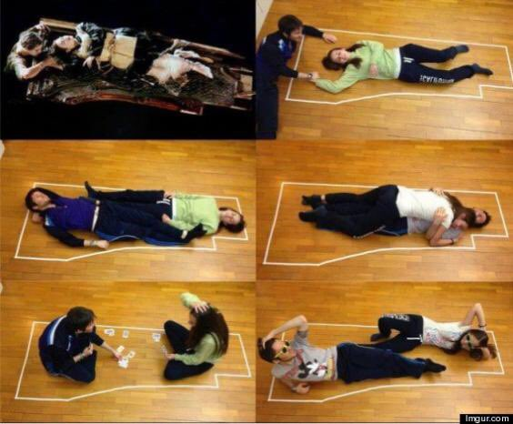 Idk why #Titanic is trending but i said it a million times and imma say this again there was space for two ppl in that door. <br>http://pic.twitter.com/oQ5RndTNNH
