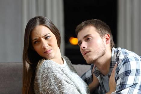 Dating joku sai eronnut