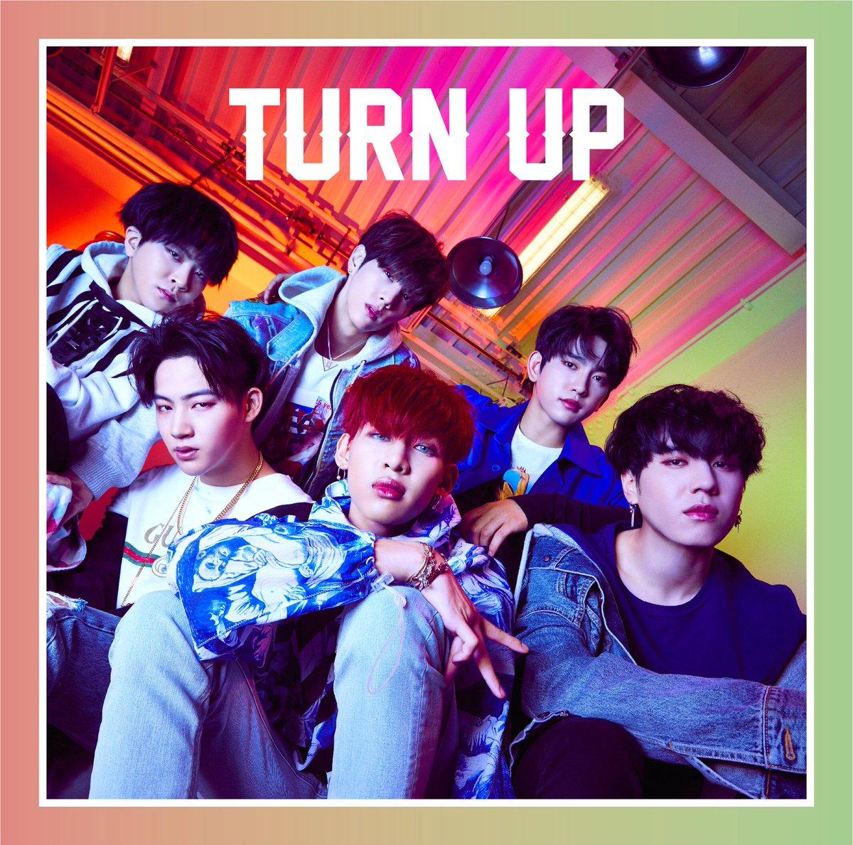本日 11/15(水) GOT7 2nd Mini Album『TURN UP』発売日!JBが作詞・作曲・プロデュースを手掛けたリード曲「TURN UP」からメンバー2人ずつ組んだユニット曲も収録!ぜひチェックしてみてください♪ got7japan.com/discography/   #GOT7 #TURNUP