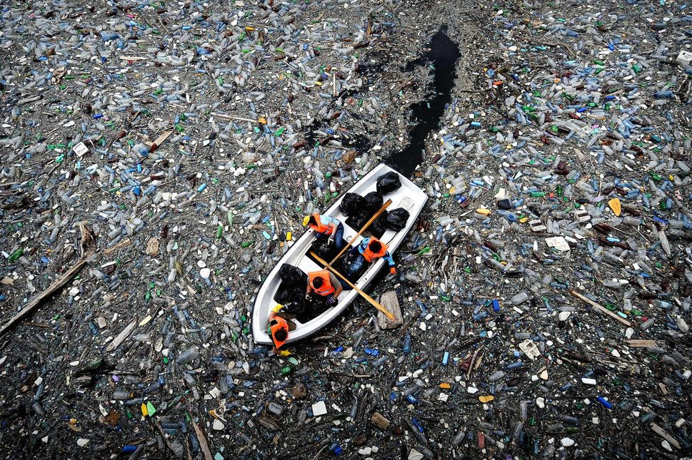 What the Oceans Give Us: -Prime regulators of climate -Absorb 90% of planet's heat -Absorb 30% of planet's CO2 -50% of oxygen we need  What We Give the Oceans: -Plastic litter -Acidification -Eutrophication -Pollution -Over-fishing  #facts  https:// buff.ly/2z2zWyz  &nbsp;  <br>http://pic.twitter.com/rpAM5qw44k
