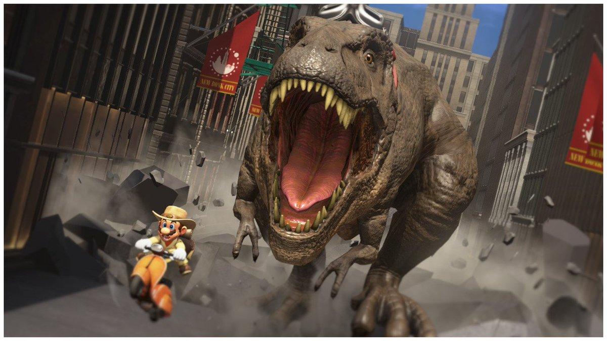 #SuperMarioOdyssey #NintendoSwitch https://t.co/DNCIq5mxVb