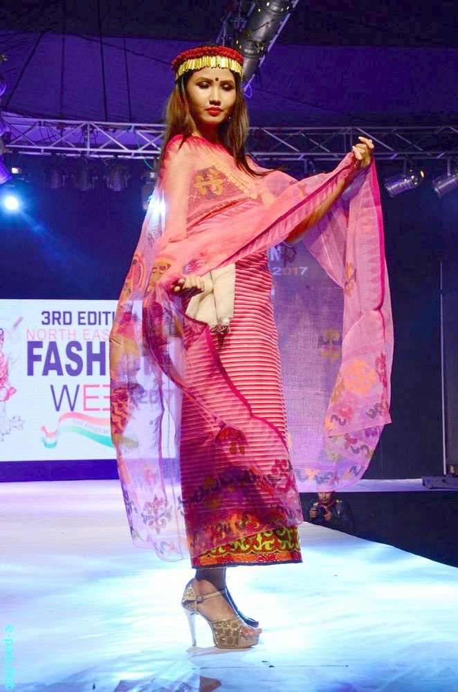 3rd North East India Fashion Week at Itanagar on 10 November 2017: Part 1  See full gallery @ https://goo.gl/cDQvzV   Picture Credit: Vikash Singh - Life Purple Media