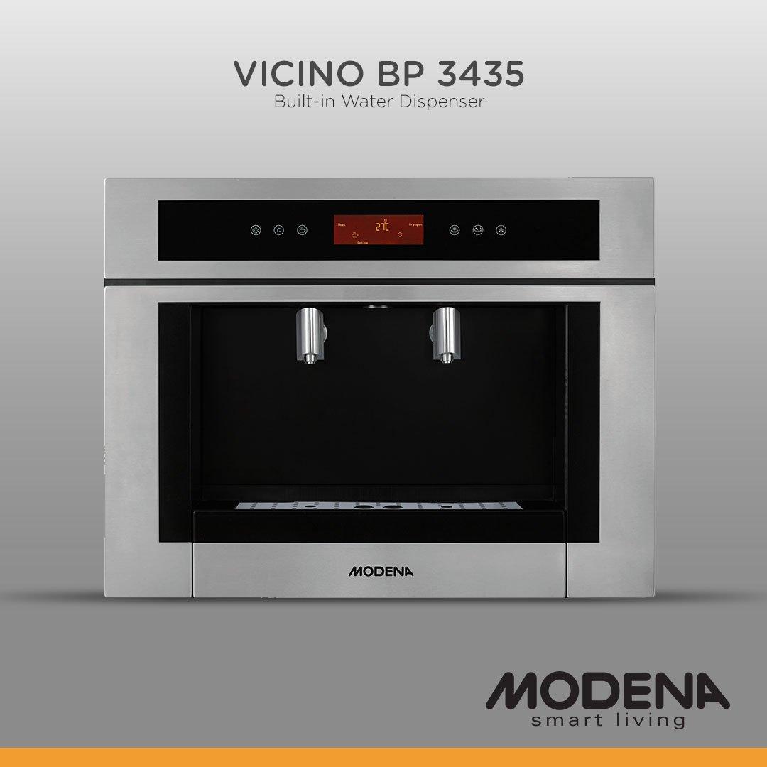 Modenabp3435 Mengenal Built In Water Dispenser Pertama