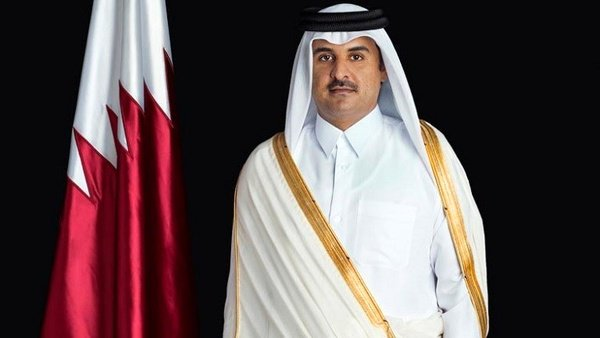 Qatari emir condoles President @HassanRouhani on devastating quake https://t.co/cBjrEuyg2F #IranQuake https://t.co/SMDXOnbDBm