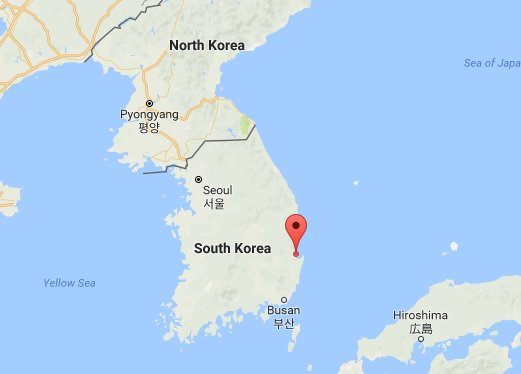 Moderate earthquake hits South Korea, felt widely across the region https://t.co/OkJS3Bd41C