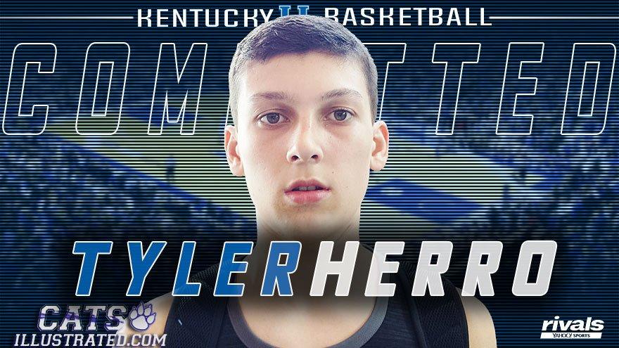 2013 Recruits Uk Basketball And Football Recruiting News: Tyler Herro: Latest News, Breaking Headlines And Top