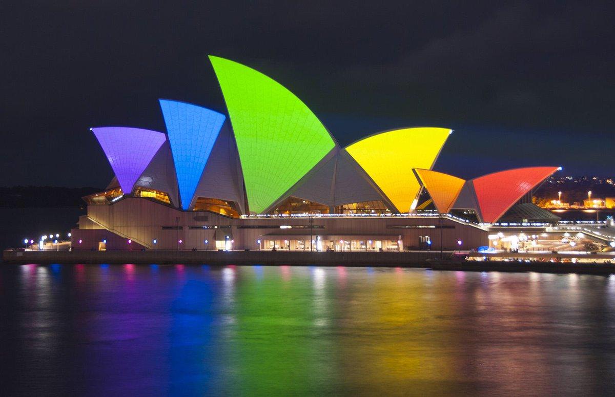 Congratulations Australia! Love Wins! #M...
