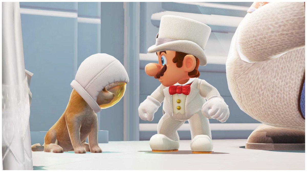 #NoContext #SuperMarioOdyssey #NintendoSwitch https://t.co/YPBPwyOjCf