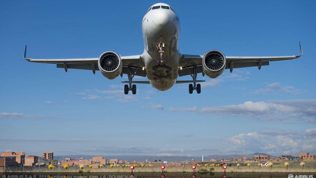 Airbus s'apprête à annoncer la plus importante commande de son histoire https://t.co/kW83JXWliE