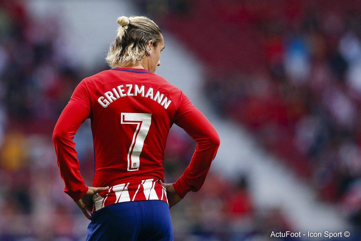 D'après @mundodeportivo, Antoine Griezmann a un accord de principe oral avec le FC Barcelone pour un transfert cet été et un contrat de 5 ans.