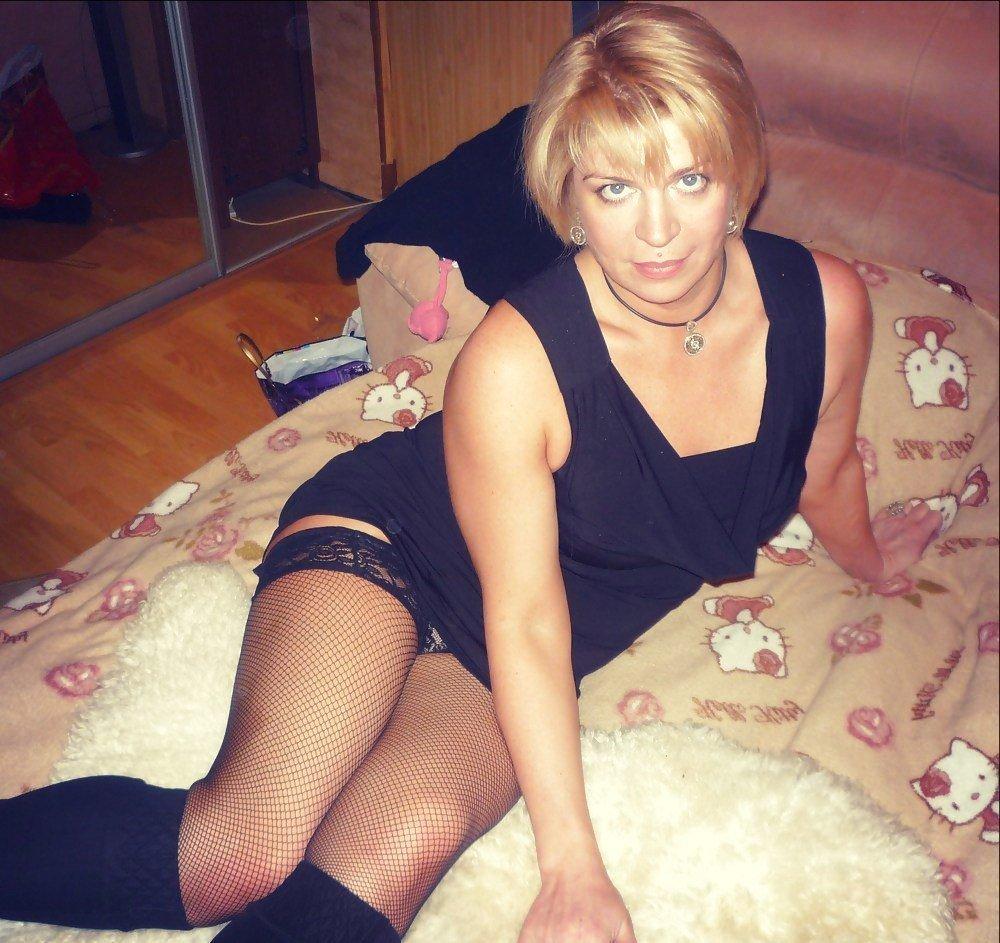 домашнее фото женщин в возрасте - 4