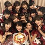#ベストヒット歌謡祭AKB48は11月のアンクレット歌わせていただきました🎤みぃちゃん25歳おめでと…