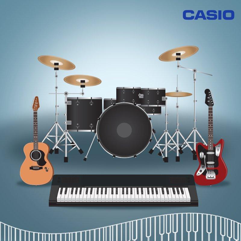 بالموسيقى يمكنك أن تملأ العالم بالسعادة، فهل عندك تسجيل لأداء جماعي تود أن تشاركه مع عازفي كيبورد آخرين؟ https://t.co/18BhED2fGm