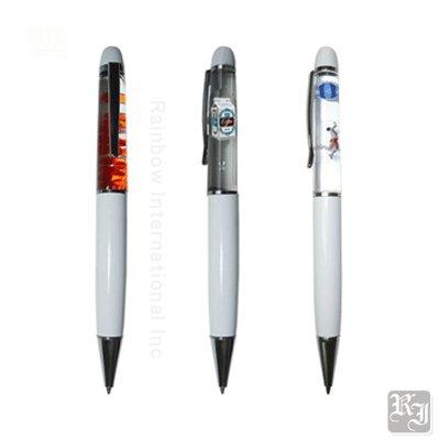 オリジナルフローターペンの製作依頼は、レインボーインターナショナル株式会社へ h...