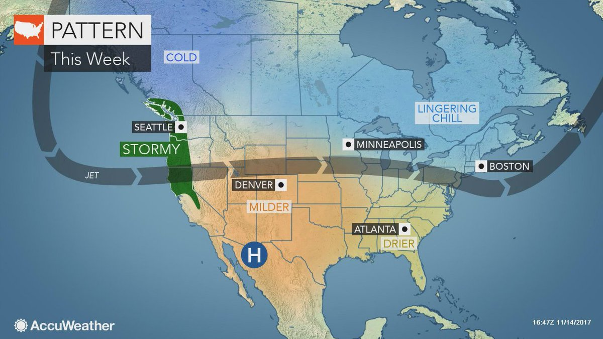 AccuWeather On Twitter Unseasonably Warm Air Will Overtake Much - Accuweather denver colorado