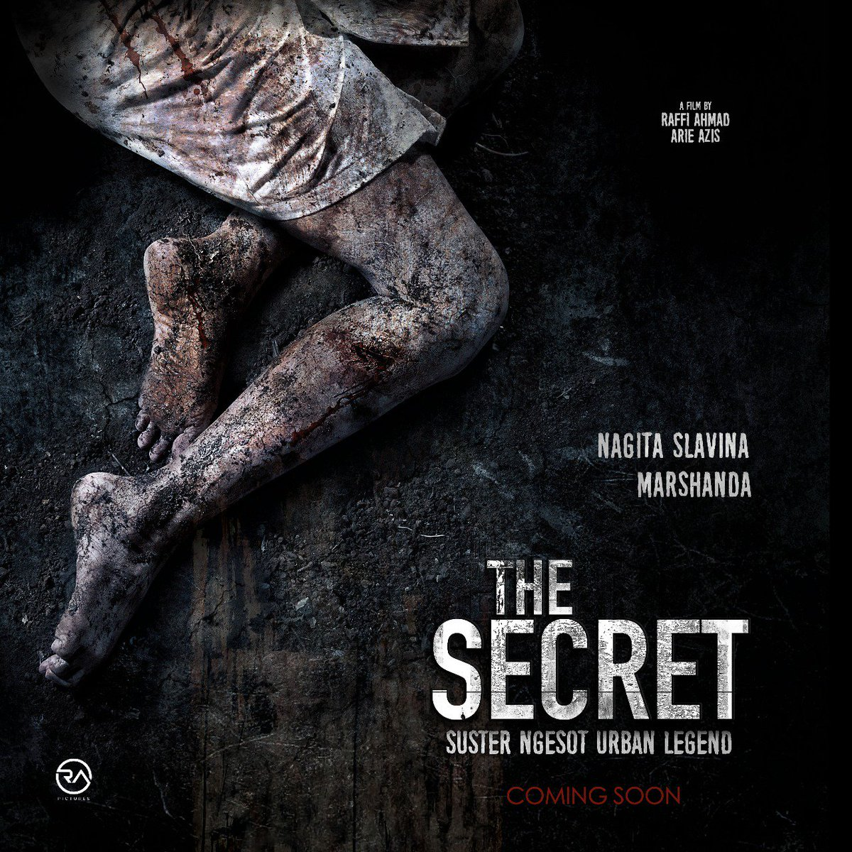 Suster Ngesot Urban Legend Film By Raffi Ahmad And Arie Azis Coming Soon  Follow Ig Filmthesecret Likes Facebook Page Film The Secret