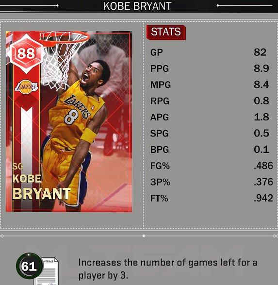 My Kobe