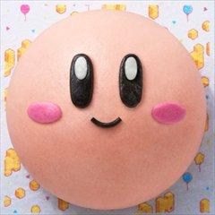 かわいい!  ピンクでまんまるの「カービィまん」や限定グッズ 11月21日からローソンに登場 - ね…