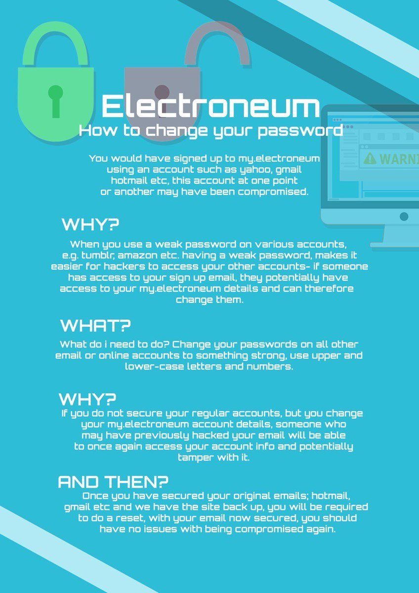electroneum on Twitter: