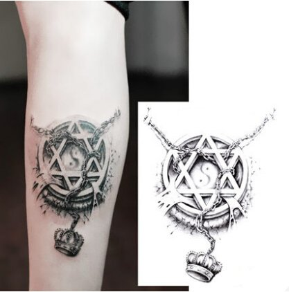 Body Tattoo Shop On Twitter Selfie Hot Hexagon 3d Tattoo