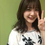 前髪あり森ティーおかえり〜☺️❤️#アプガ pic.twitter.com/AOVxlh3seo
