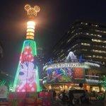 【JR有楽町駅前広場に登場】この冬限定の新キャッスルプロジェクション 「 #ディズニーギフトオブクリ…