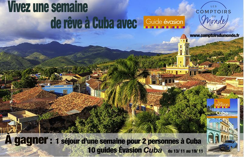 #Concours:  Une semaine de rêve à Cuba !!!       #Jeux #RT + follow @gainspourtous   http:// gainspourtous.com/une-semaine-de -reve-a-cuba/  … pic.twitter.com/j1AkspCqCX