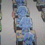 アニメ「あたしンち」の生徒に?「テニスの王子様」のメンバーが出てる!