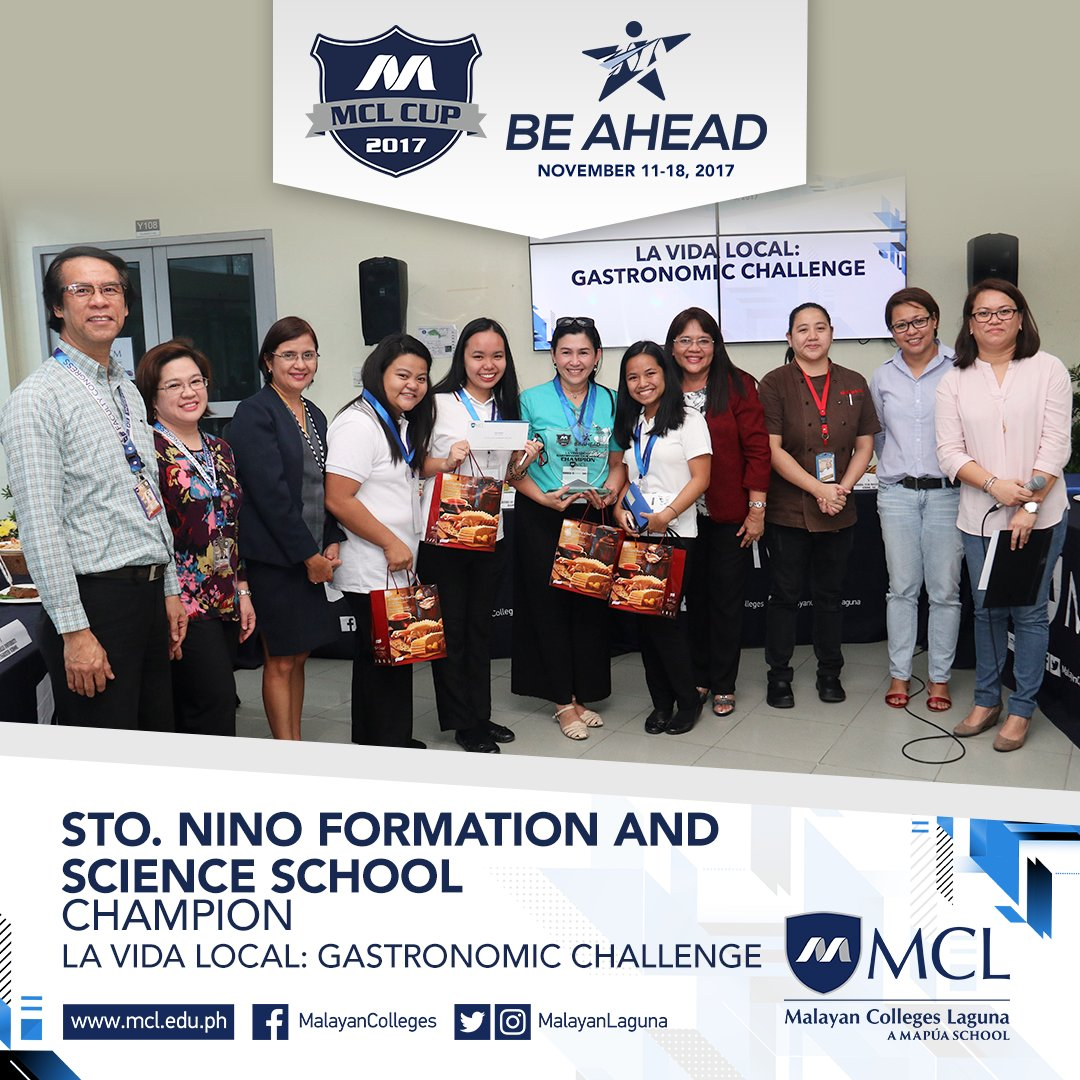 Congratulations To The Winners Of La Vida Local Gastronomic Challenge Mcl Cup 2017 Mclcup2017pic Twitter Ririzjo0ls