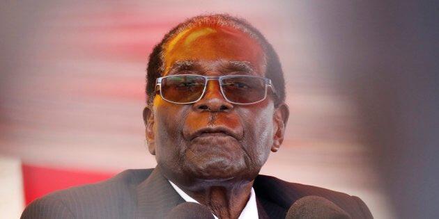 """【ジンバブエ情勢、「政変」を注視、在留邦人との連絡を密に、安全確保を最優先。『ジンバブエの""""独裁者""""…"""