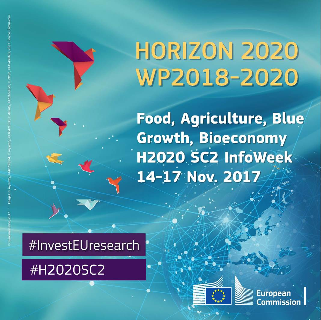 Info Day on Horizon 2020 Societal Challenge 2 Sustainable Food Security