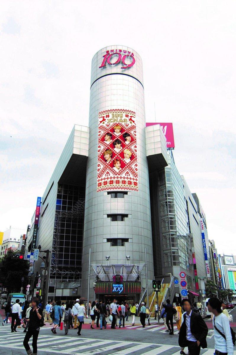 BTS(防弾少年団)、渋谷109を彩る ポスター&コラボアイテム公開(写真 全14枚) oricon…