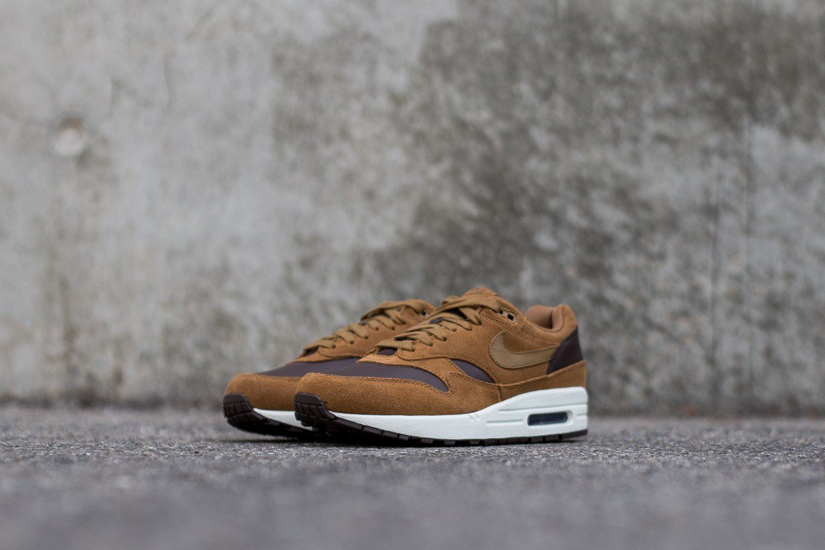 Nike Air Max 1 Premium Ale Brown