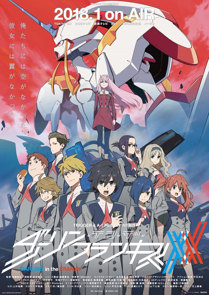 DOqreAoUIAAZ1vw - Darling in the FranXX  [15/ ?].[FS].[Mega].[70MB].[En emisión] - Anime Ligero [Descargas]