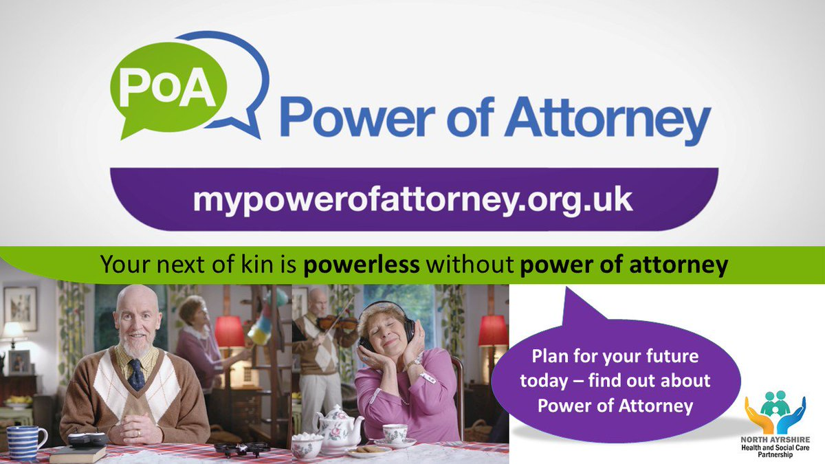 North ayrshire hscp on twitter if you cant make decisions for power of attorney lets you choose now dont leave it until someone makes this choice for you starttalkingpoa nahscppicitterzfm4zszz7j solutioingenieria Image collections