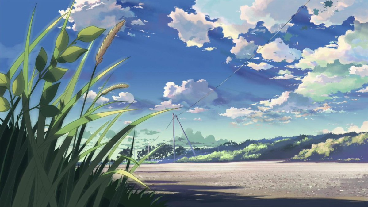 Julien Guertault On Twitter You Can Tell A Makoto Shinkai Work Just By The Look Of Sky 3