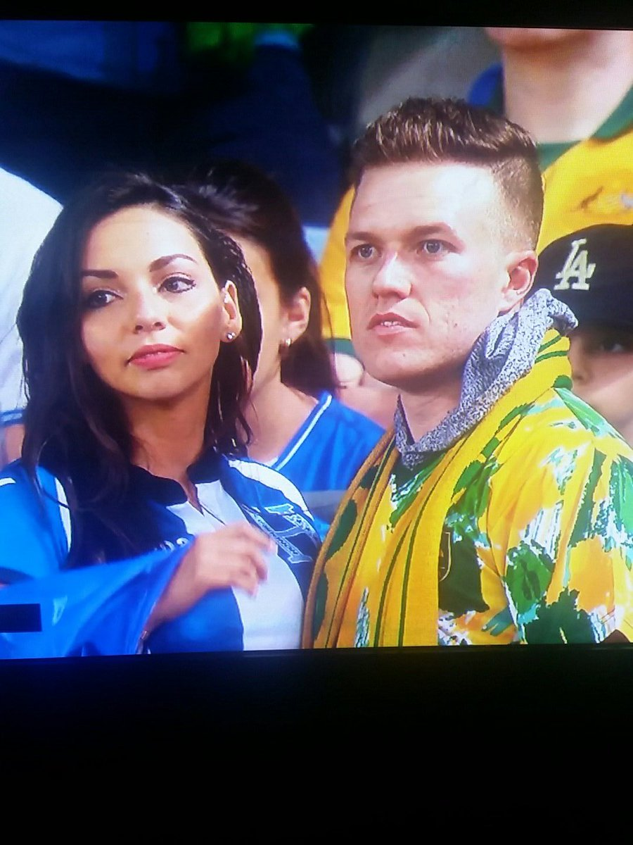 And the real winner is that guy. #AUSvHO...
