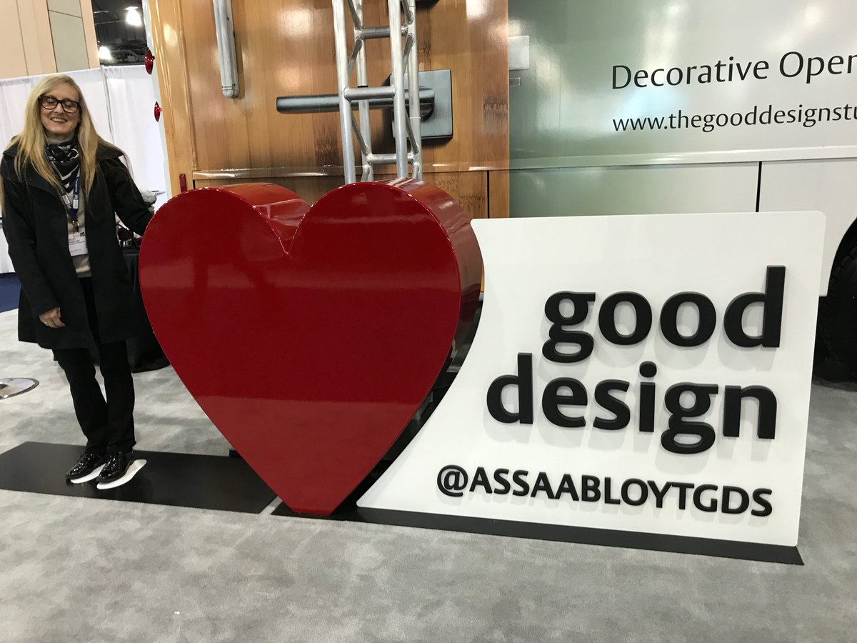 We are sharing our love of #design with @OldcastleBE! Come see us at booth 1084 at #NeoCon2017! #NeoCon #Philly<br>http://pic.twitter.com/a57V1XXmNQ