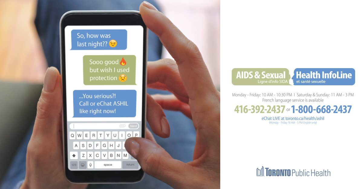 Aids and sexual health info line