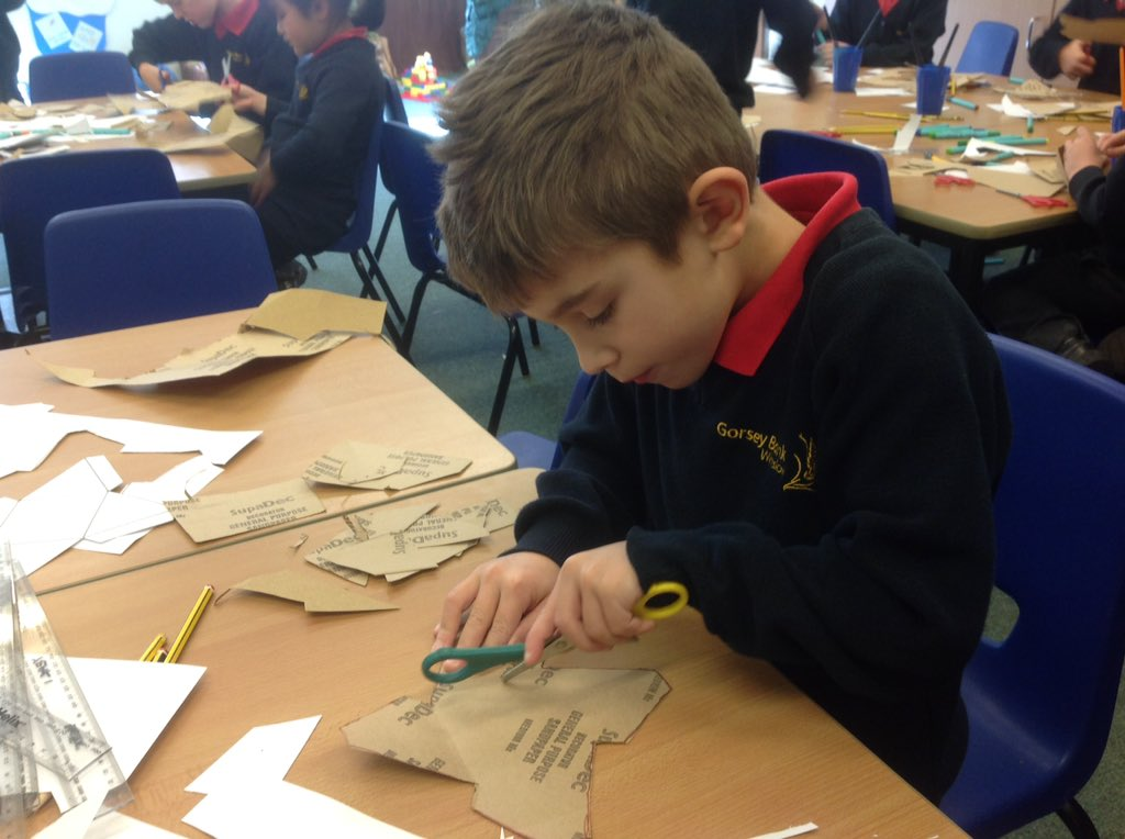 test Twitter Media - Y2 considered influences of Ancient Egypt on modern architecture, e.g. the Louvre. We used maths skills to make sandpaper pyramid models. https://t.co/HQ6lIjf0qy