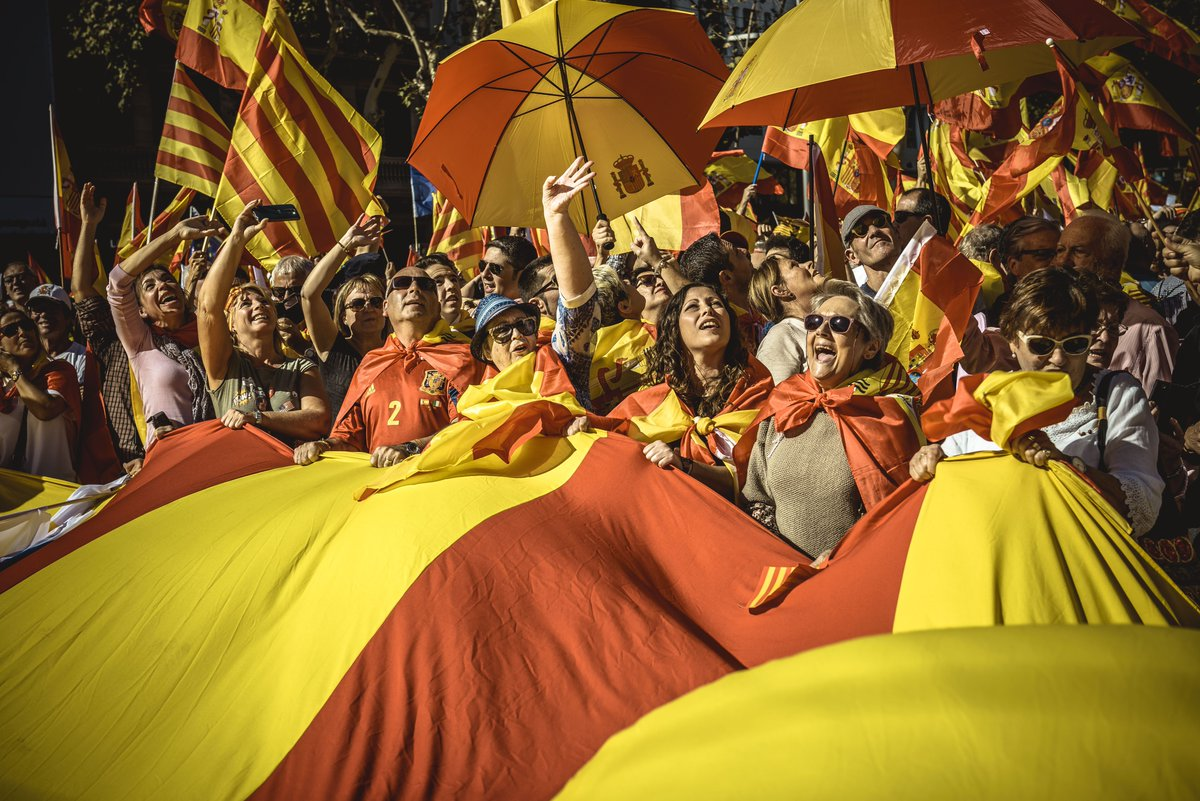 Spain's leader confident of handling #Catalonia election meddling  http:// bit.ly/2z4BuZ7  &nbsp;   #SpanishDemocracy #CataloniaIndependence #RussiaHacking #BusinessNews #EUnews #Catalan<br>http://pic.twitter.com/2GGMoxeWIT