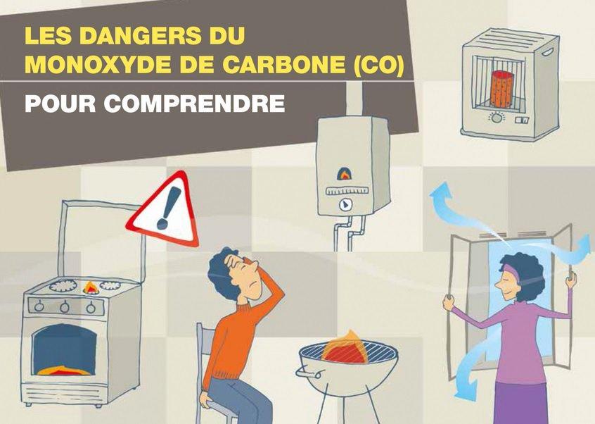 [#Prévention] Pour éviter le risque d'intoxication au monoxyde de carbone, suivez les #conseils des @PompiersParis 👉 https://t.co/d0iF5v4iAH