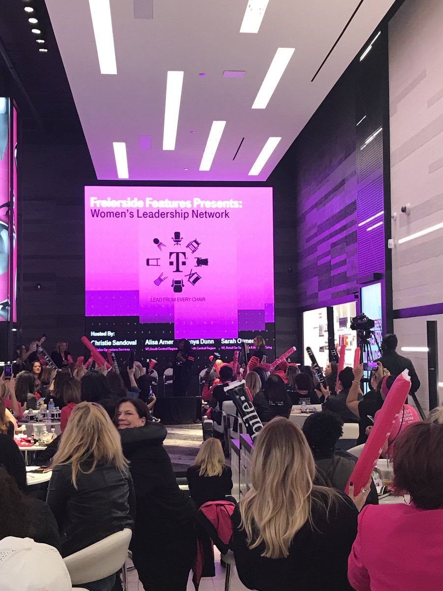 Wow! What an amazing event to be a part of! These ladies are #NCredible  #WLN @Kenyadunn12 kicking it off is <br>http://pic.twitter.com/BVfUnvqjRs
