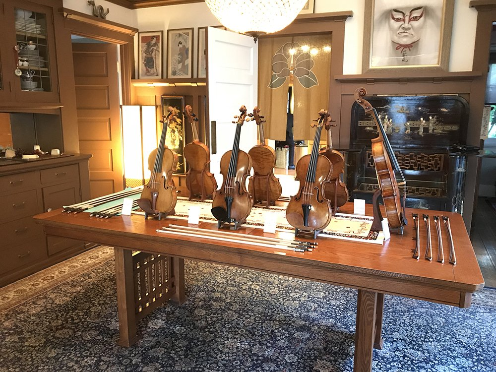 "Thanks to all those who came to our private party in #Pasadena earlier this week. We had an amazing evening with many of the top performers in #LA experiencing these fine instruments including several #Stradivari #violins and the ex ""Kavakos"" Abergavenny #Stradivarius. <br>http://pic.twitter.com/XwbD15Sdyk"
