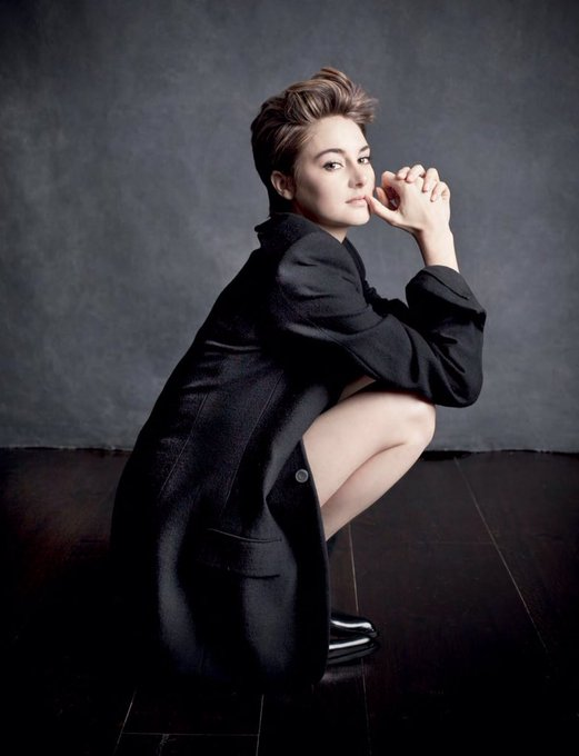 Happy 26th Birthday Shailene Woodley