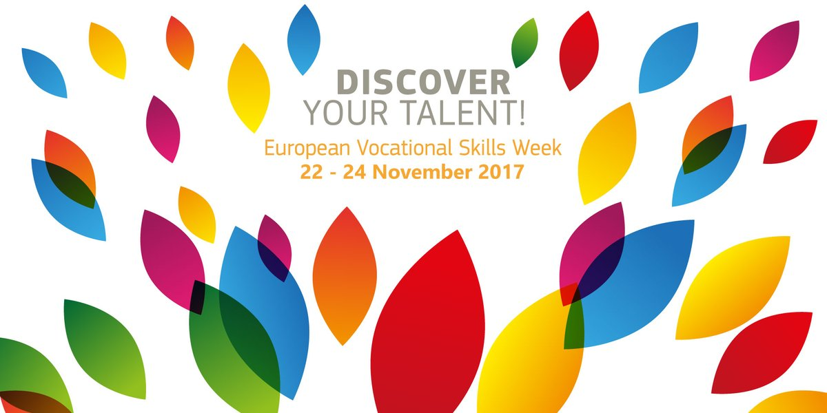 Rezultat iskanja slik za European Vocational Skills Week