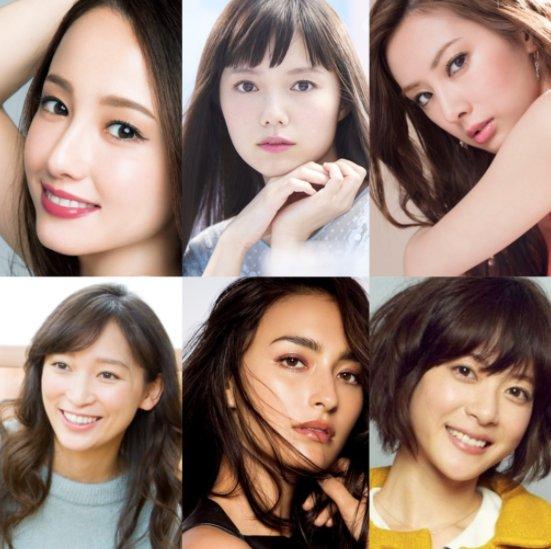 """beauvo в Twitter: """"「31歳♡1986年生まれの人気女優10人を ..."""